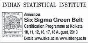 Certification Programme (Indian Statistical Institute)