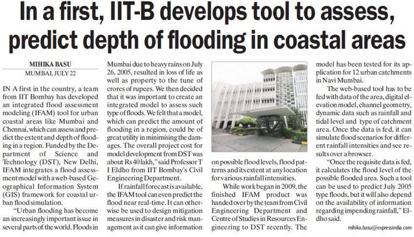 IITB develops tool to assess (Indian Institute of Technology (IITB))