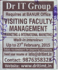 Faculty for International Management (Dr IT Group of Institutes)