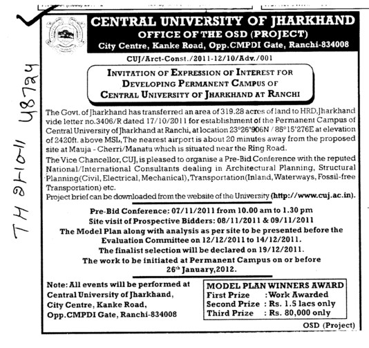 Manufacturing of Firms (Central University of Jharkhand)