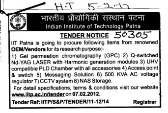 Gel Permeation Chromatography etc (Indian Institute of Technology IIT)