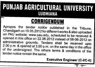 Regarding dates (Punjab Agricultural University PAU)