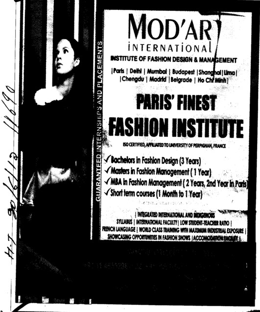 Inter National Institute Of Fashion Design Inifd Delhi New Delhi Delhi