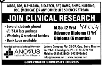 Join Clinical Research (Anovus Institute of Clinical Research)