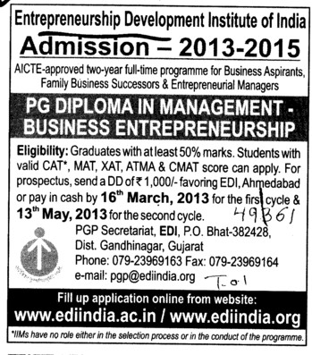 Pg diploma in forex management