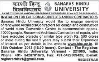 Const of Class (Banaras Hindu University)