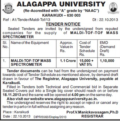 Alagappa university distance education courses in bangalore dating 2