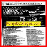 UG and PG Programme (Sardar Patel University)