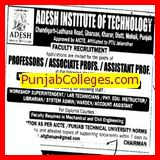 Asstt Professor (Adesh Institute of Technology)
