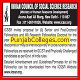 Proposal for Research Fellowship Doctoral (Indian Council of Social Science Research)